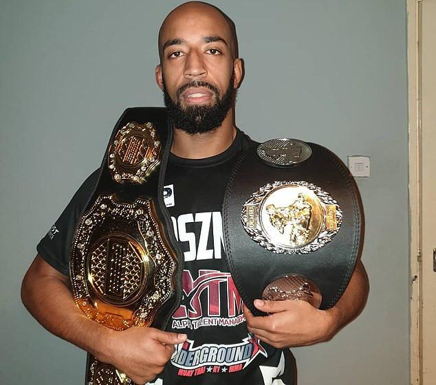 British MMA star, Jahreau Shepherd tragically dies at the age of 30