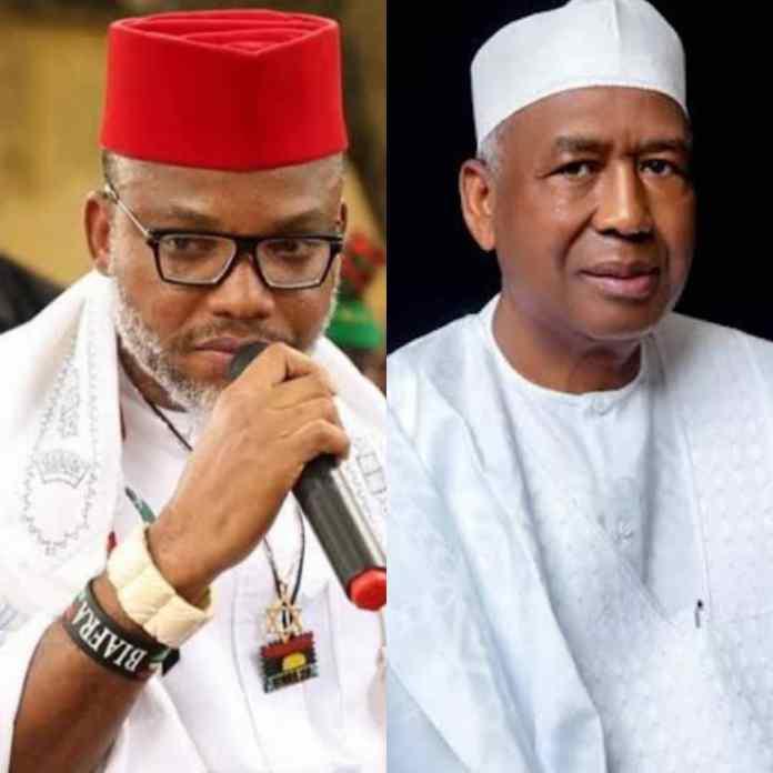 #Biafra Referendum: Nnamdi Kanu Reveals 2 People To Die After Isa Funtua