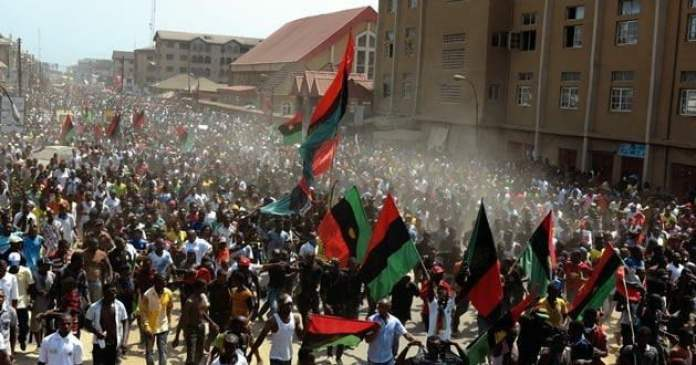 JUST IN: Two Feared Dead As Police, IPOB Clash In Enugu State