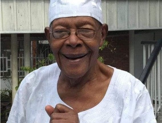 JUST IN: Folarin Coker, Baba Eto of Lagos Is Dead