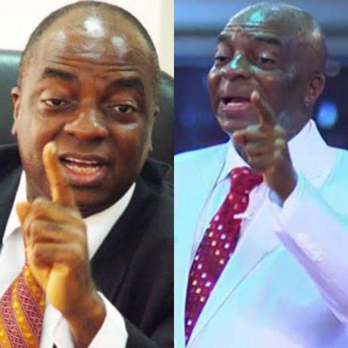 """Fire Will Fall If Churches Are Shutdown Again"" – Bishop Oyedepo Threatens [VIDEO]"