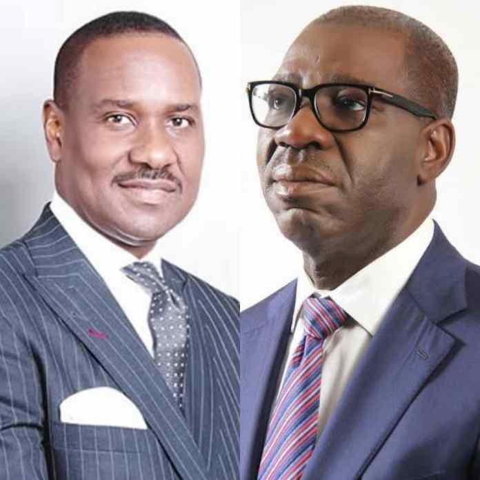 #Edo2020: Pastor Ighodalo Campaigns For Godwin Obaseki