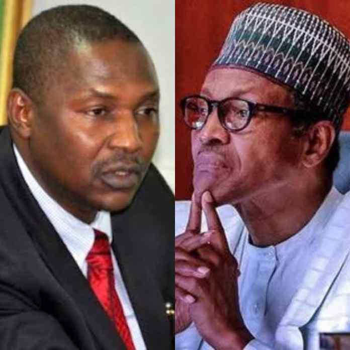 """AGF MALAMI To BUHARI: """" I Was Already Rich Before Becoming Minister """""""