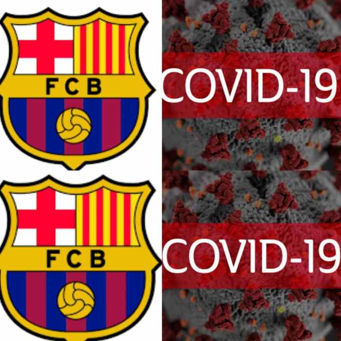 JUST IN: Barcelona Player Tests Positive For #COVID-19 - #UCL