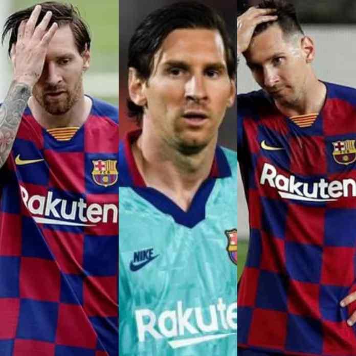 TRANSFER: Lionel Messi Set To Leave Barcelona