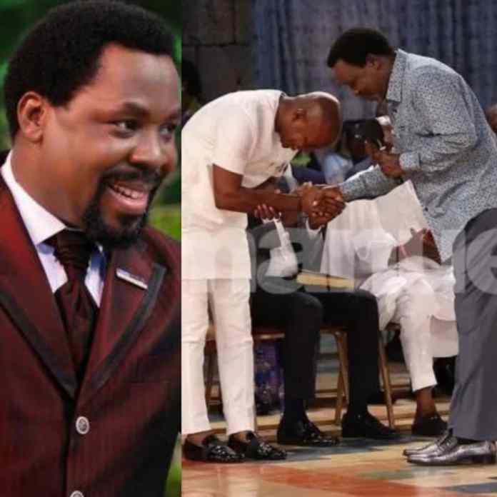 Nigerians Recall TB Joshua Prophecy To David Lyon As Bayelsa Election Nullified!!!