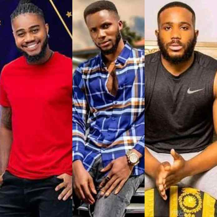 BRIGHTO To KIDDWAYA: #BBNaija Praise's Wife Is Close To 60, He's With Her For Money [VIDEO]