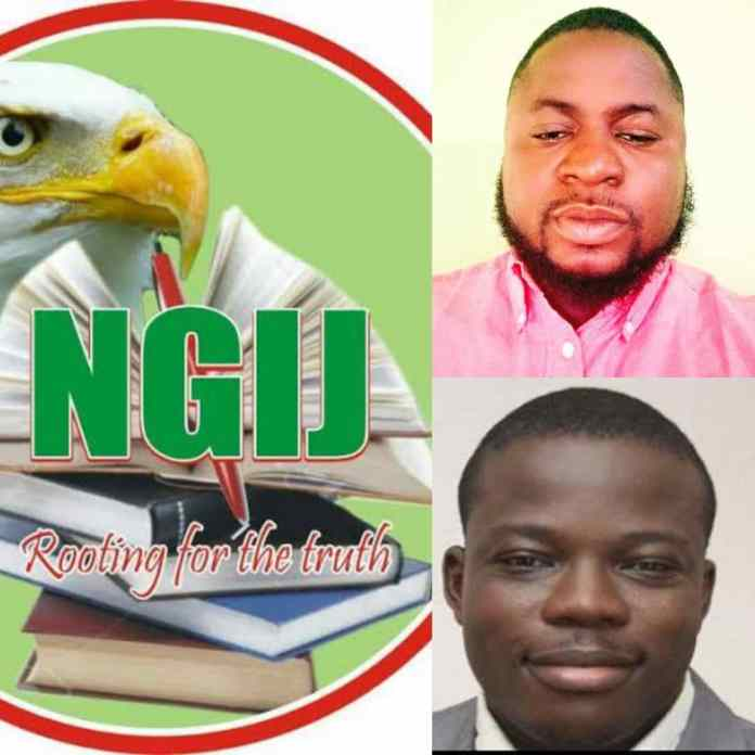 JUST IN: NGIJ Inaugurates New National Executive Council