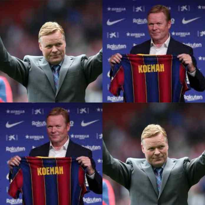 Ronald Koeman Tells Three Senior Barcelona Players To Leave Camp Nou