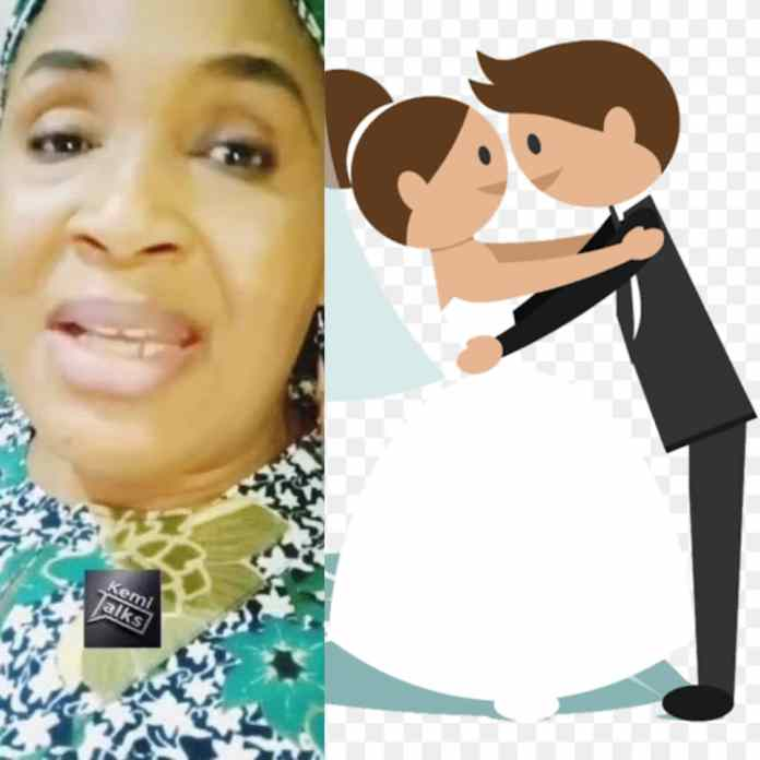 "KEMI OLUNLOYO: "" Marriage Is Not Ordained By God """