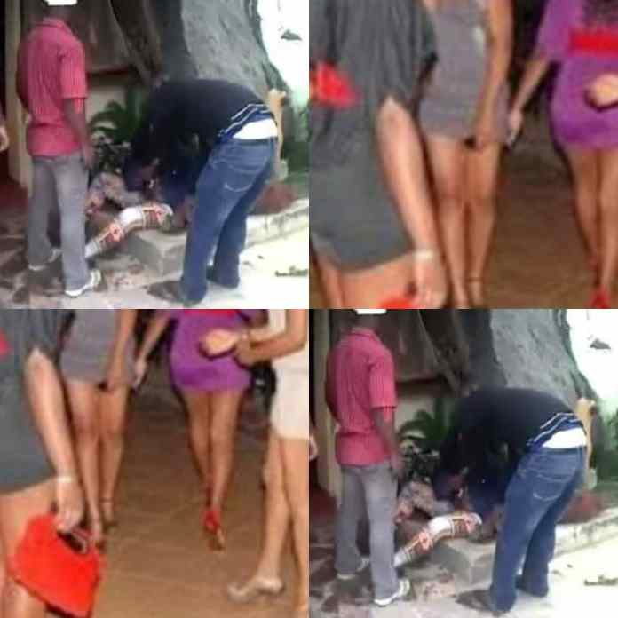 PHOTOS: Prostitutes Beat Evangelist To Coma For Preaching In Their Premises