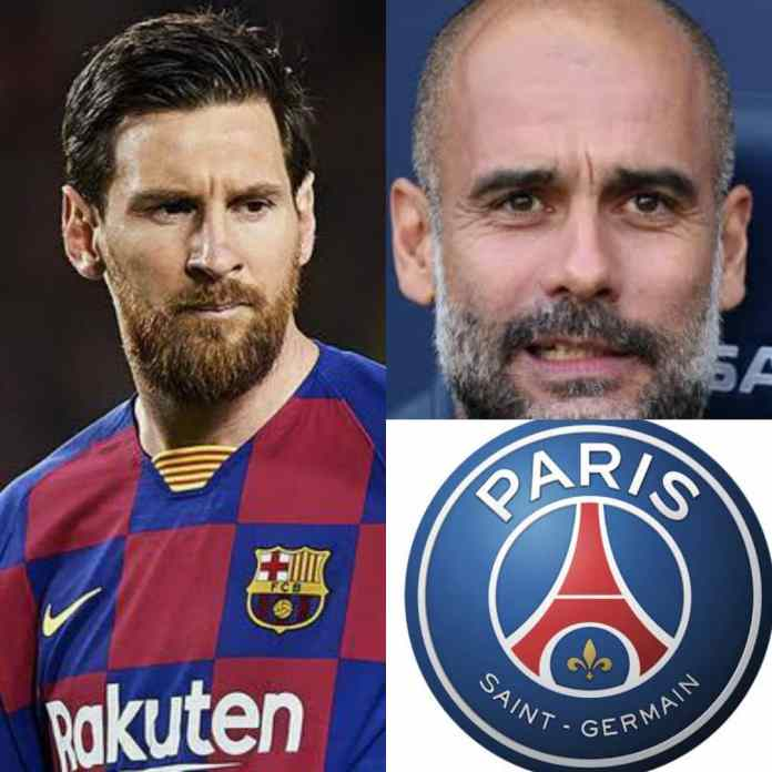 PSG, Man City Ready To Sign Lionel Messi For €700 Million