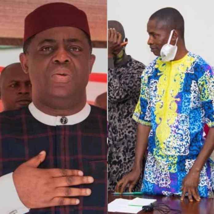 Femi Fani-Kayode Apologises, Retracts Stupid Word On Reporter