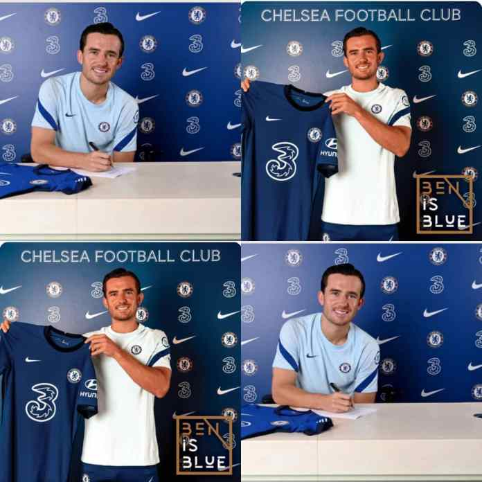 DONE DEAL!!! Ben Chilwell Completes Chelsea Switch From Leicester