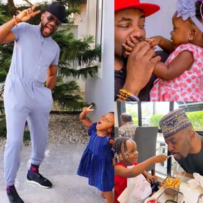 """ My Daughter Speaks Four Languages At 3 "" - Ebuka Obi-Uchendu Boasts"