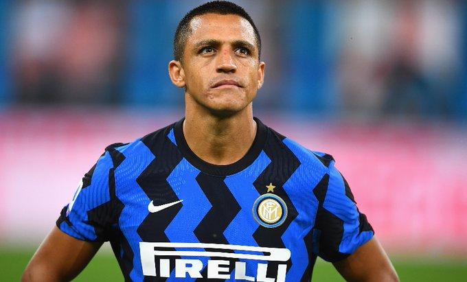 BREAKING: Alexis Sanchez Joins Inter Milan On 3-Year Deal