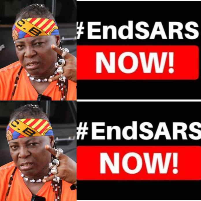 #EndSARS PROTEST: Charly Boy Reveals Why He Didnt Involve In Ongoing Outcry
