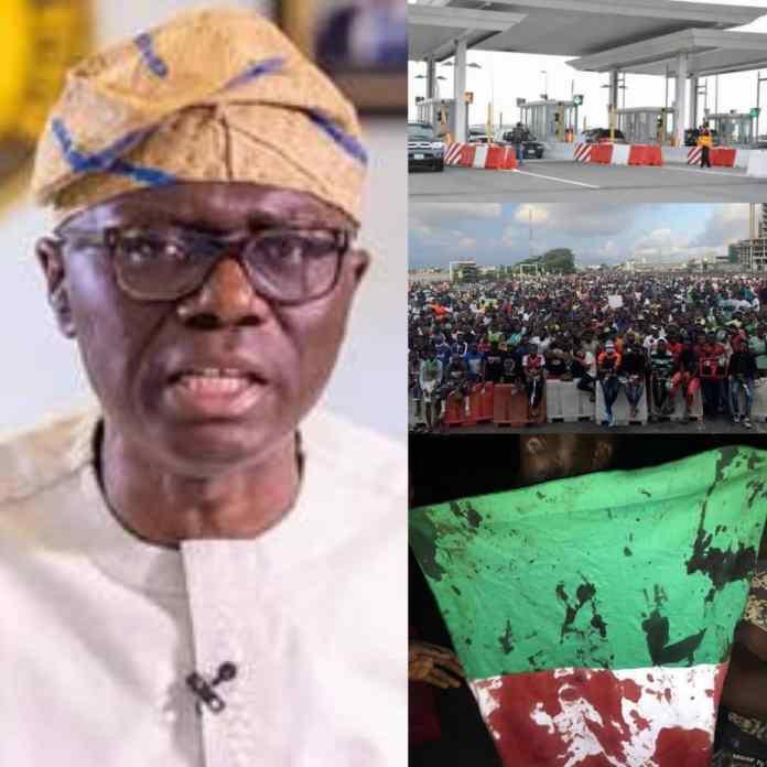BREAKING: Governor Sanwo-Olu Reveals Those Behind Lekki Shooting [VIDEO] -#LekkiMassacre