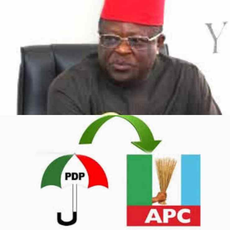 PARTY DEFECTION: Mass Resignation Hits Ebonyi Over Governor Umahi's Planned Quitting PDP For APC