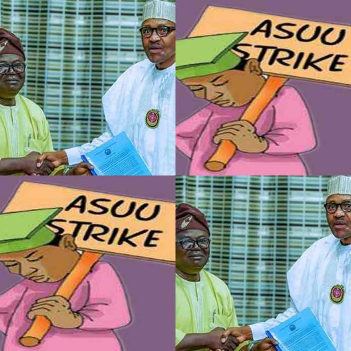 BREAKING: Finally, FG Agrees To Exclude ASUU From IPPIS