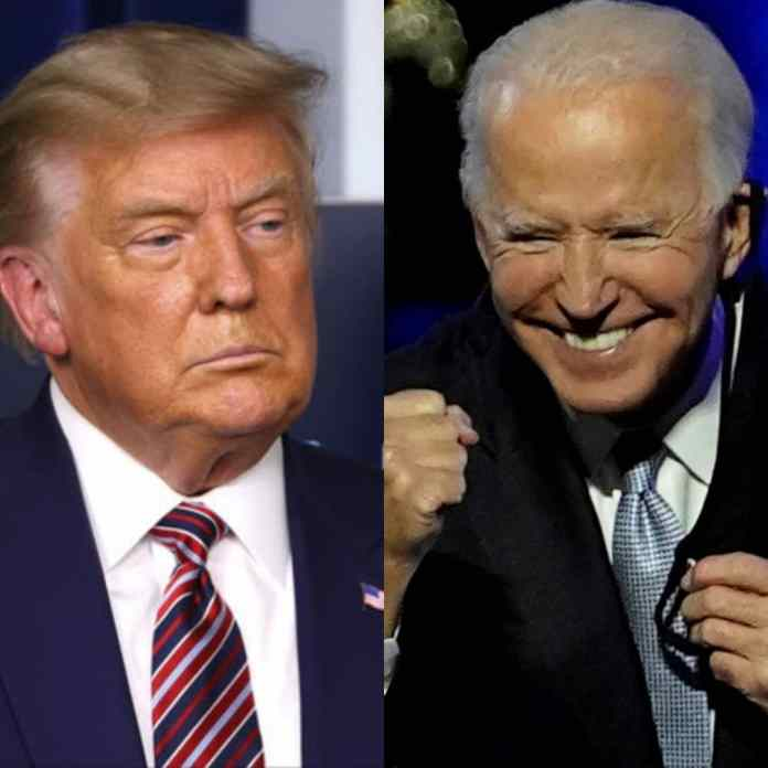 BREAKING: At Last, Trump Bows To Pressure As He Okays Biden Transition - #BidenHarris2020