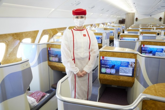 Emirates Offers First Ever $500000 Multi-Risk Travel Insurance Coverage