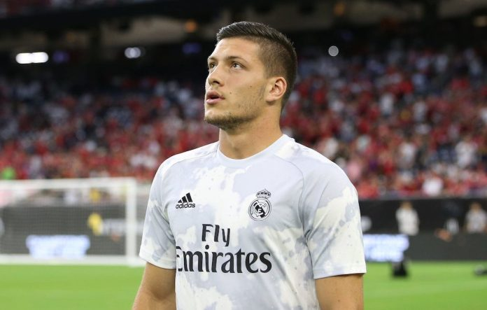 Young Serbian And Real Madrid Striker, Luka Jovic Tests Positive For #COVID-19