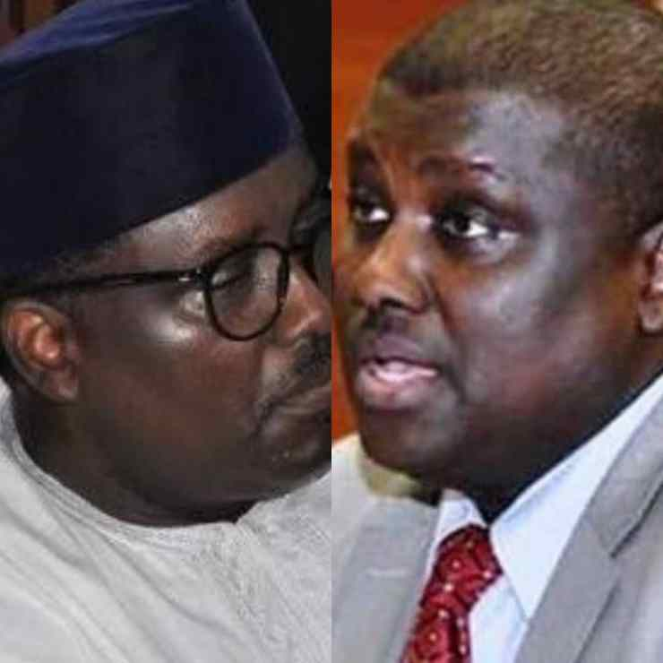 BREAKING: Maina Returns To Nigeria After Arrest Abroad - #MoneyLaundering