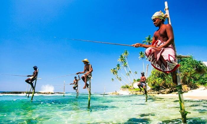 Sri Lanka tourism 2020