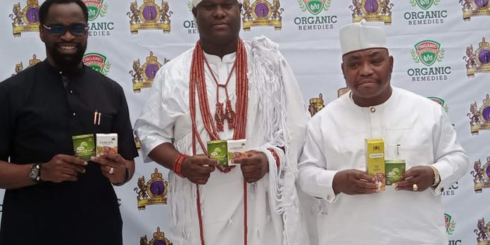 BREAKING: Ooni Of Ife Discovers Cure For Deadly Covid-19 Virus