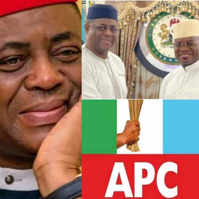 BREAKING: Femi Fani-Kayode Officially Rejoins APC