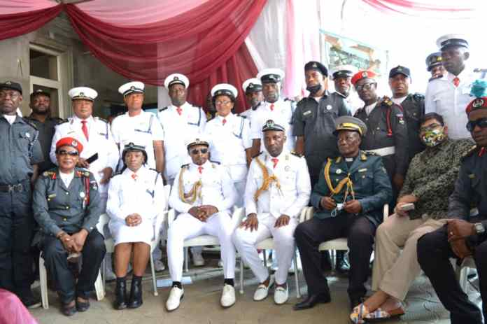 PHOTOS: Primate Ayodele Decorated As 'Commander Of Faith