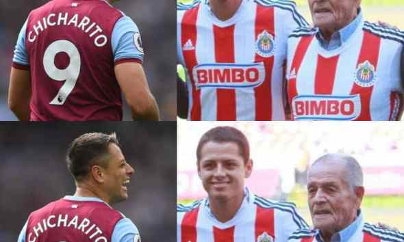 BREAKING: Grandad of Javier 'Chicharito' Hernandez, Tomas Balcazar Is Dead