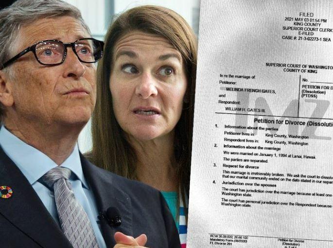 HAPPENING NOW!!! Bill Gates And Melinda Begins Sharing Of Assets