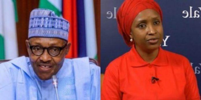 BREAKING: President Buhari Sacks NPA Chief Hadiza Bala Usman