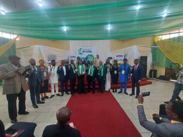 Nwadioke, Adegoke, Ubani NBA-Spidel Council Council Members