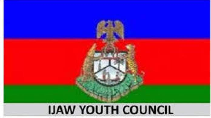 HAPPENING NOW!!! Ijaw Youths Shuts NDDC Office, Blocks East-West Road