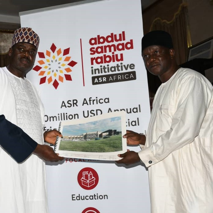 University Of Maiduguri Receives One Billion Naira As ASR Africa Tertiary Education Grant
