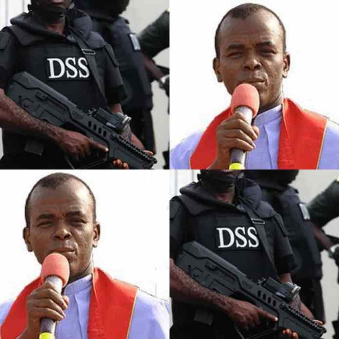 BREAKING: DSS Reacts Over The Missing Of Rev Father Ejike Mbaka