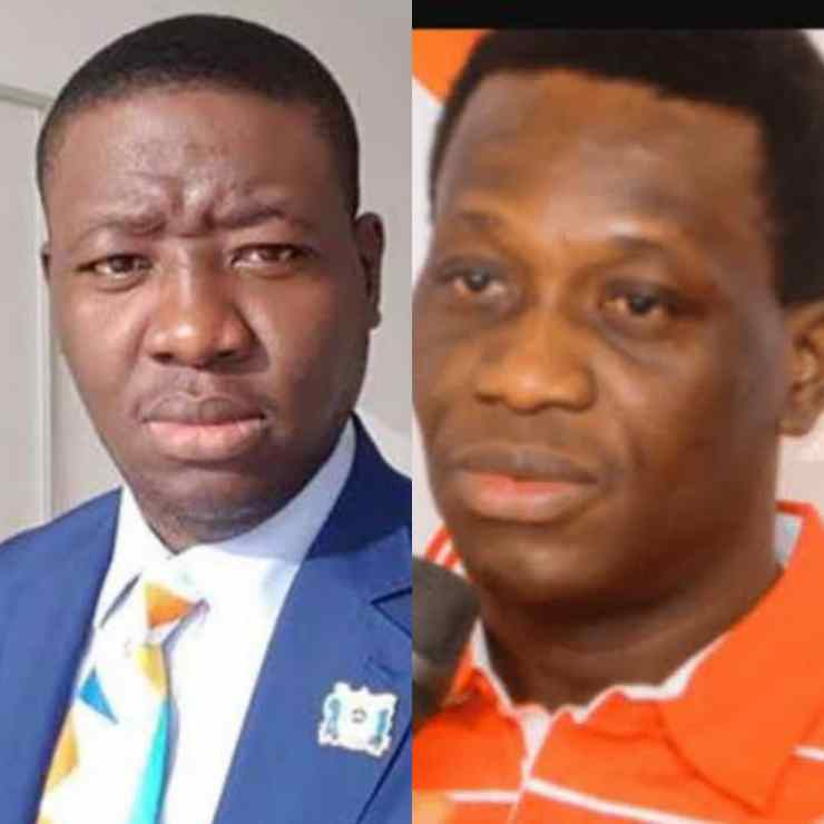 How Pastor Adeboye Son, Leke Adeboye Reacted After Loosing His Brother In Death