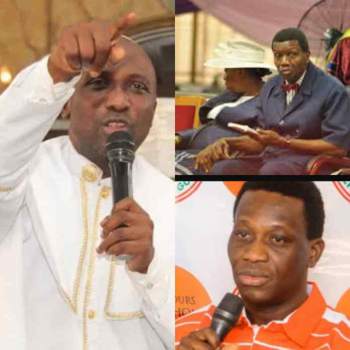 JUST IN: Primate Ayodele Sends Condolence Message To Pastor Adeboye On Son's Demise