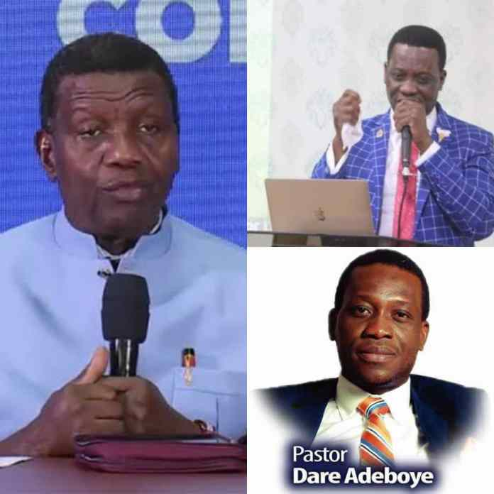BREAKING: Adeboye Family Releases Funeral Program For Pastor Dare Adeboye