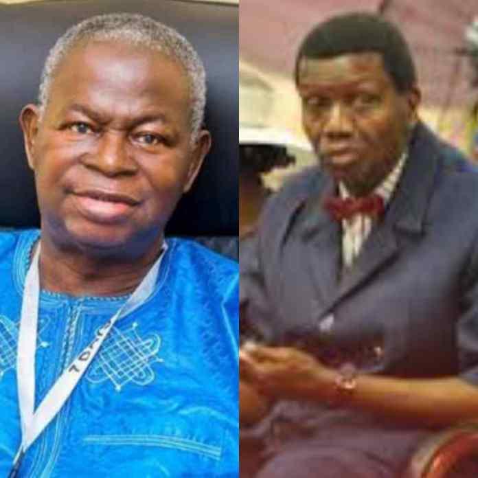 BREAKING: Like Pastor Adeboye, Pastor Elijah Abina Loses Son