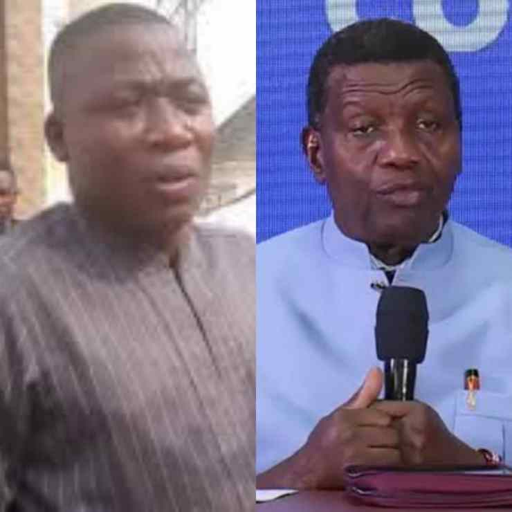 JUST IN: Sunday Igboho Makes U-Turn Over The Death Of Pastor Adeboye's son