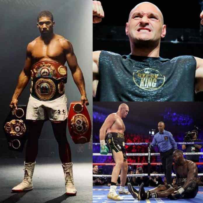 BREAKING: Tyson Fury Vs Anthony Joshua To Be Called OFF - #JoshuaFury