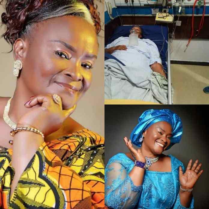 FRESH: Nollywood Actress Ify Onwuemene Dies Of Cancer