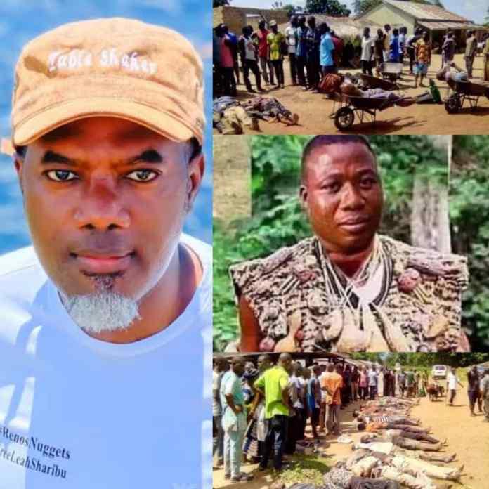 #BenueUnderAttack: Benue Needs An Sunday Igboho, Says Reno Omokri