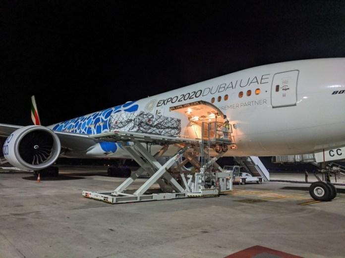 JUST IN: Emirates Launches Urgent India Humanitarian Airbridge