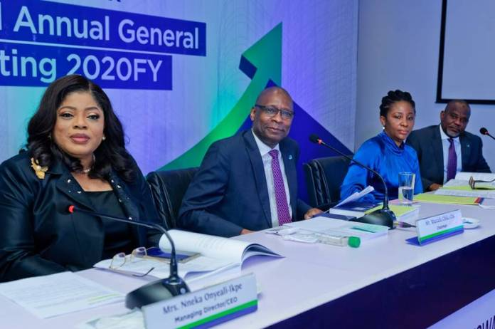BREAKING: Fidelity Bank Approves 22 Kobo Dividend Per Share For FY2020