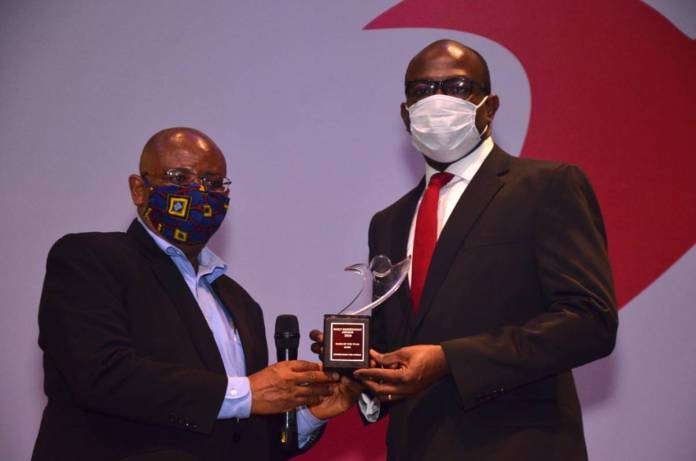 BREAKING: UBA Wins 'Bank Of The Year' At Independent Newspapers Awards